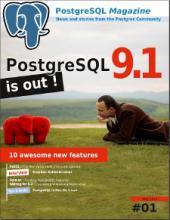 PostgreSQL Magazine #01